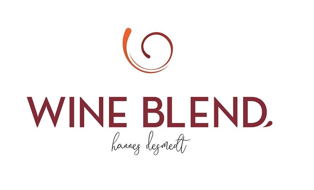 WineBlend - Hannes Desmedt - Sommelier - Bartender - Logo