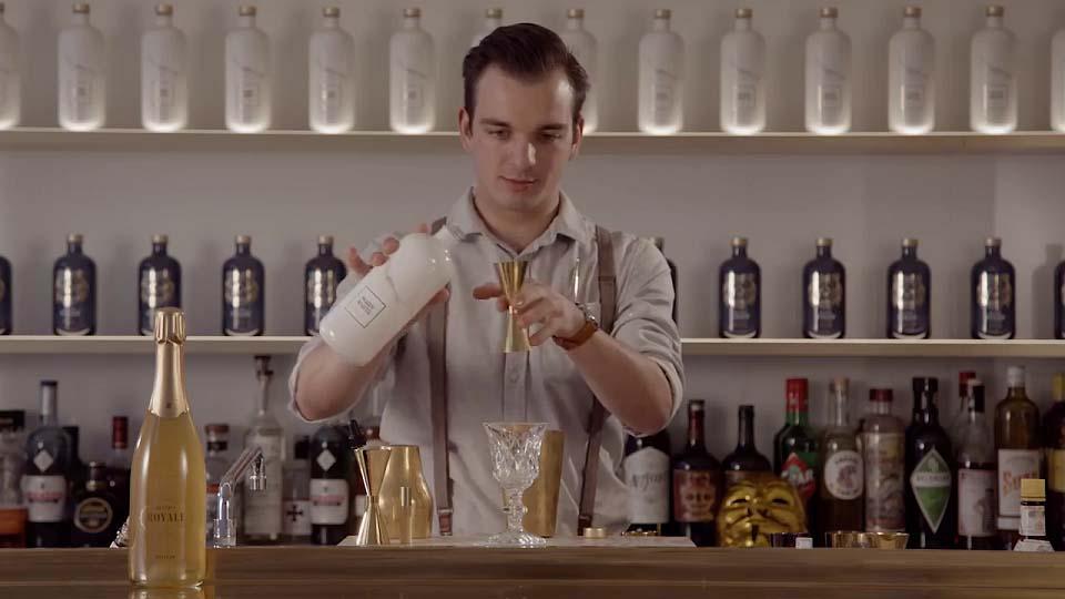 Wineblend - Hannes Desmedt - Sommelier - Cocktails