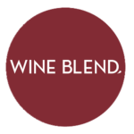 logo wine blend