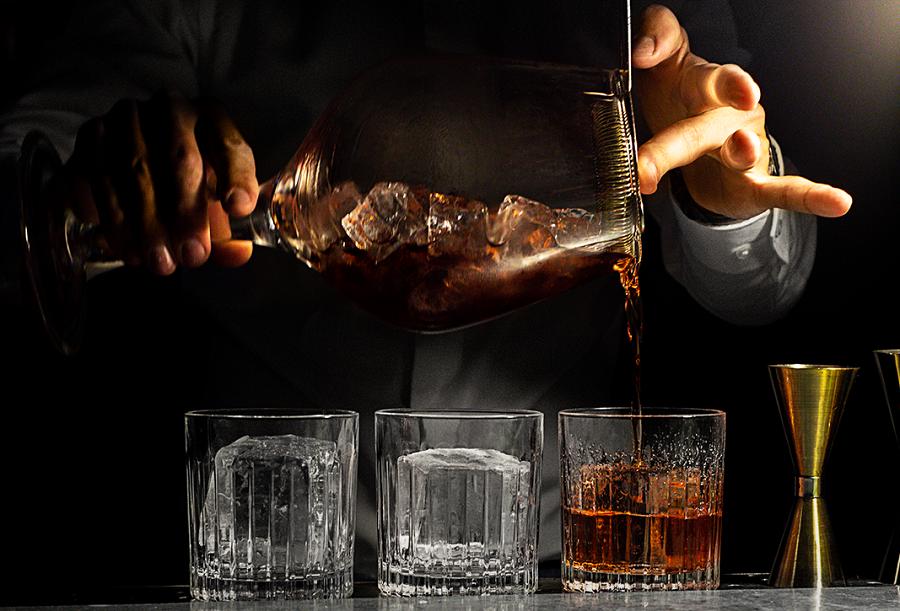 Wine Blend - Sommelier - Bartender - Hannes Desmedt - Cocktails