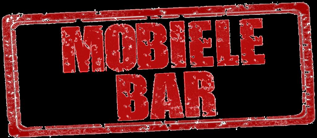 stempel - Wine Blend - Mobiele bar